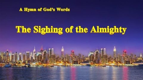 """Gospel Song """"The Sighing of the Almighty"""""""