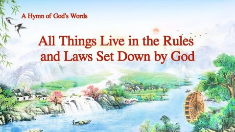 """All Things Live in the Rules and Laws Set Down by God"": Hymn About God's Power"