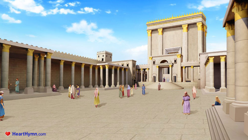 Eastern Lightning, Almighty God, The Holy Temple