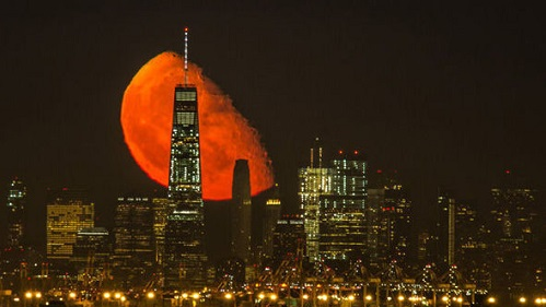APOCALYPSE NOW: Why the 4 Blood Moons Could Herald the 'End of Days'?