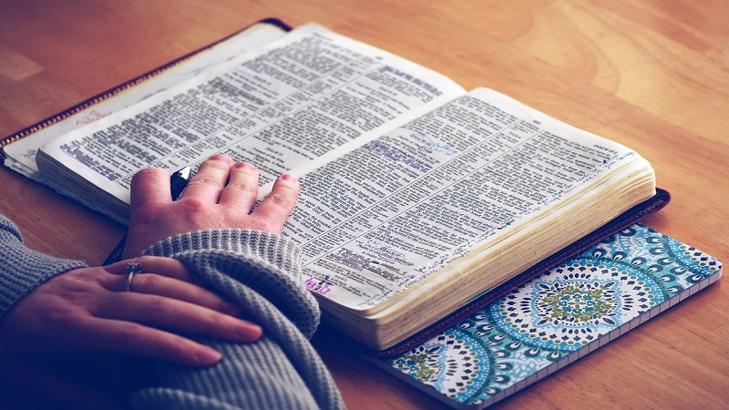 We believe that God's words are all in the Bible and that outside the Bible, there is no God's revelation or word. Why is such a saying not right?