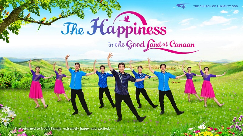 "Welcome the Return of the Lord Jesus | Praise and Worship ""The Happiness in the Good Land of Canaan"""