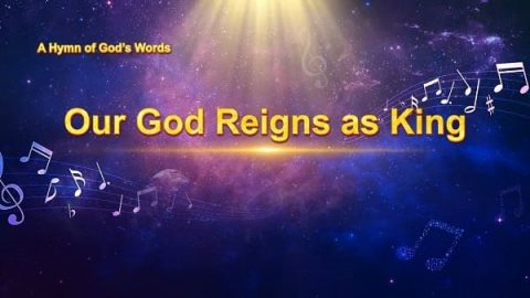 Our God Reigns as King