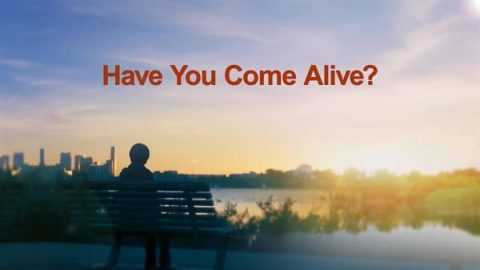 "God's Word ""Have You Come Alive?"""