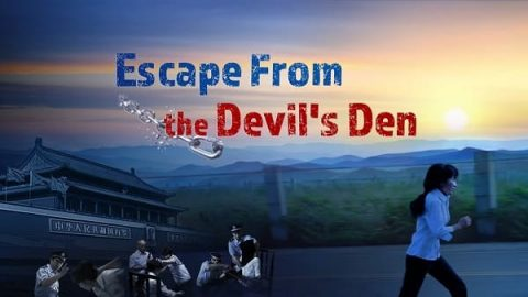 "Short Film ""Escape from the Devil's Den"""