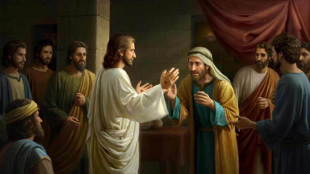 Significance of the Lord Jesus Appearance to Thomas-1