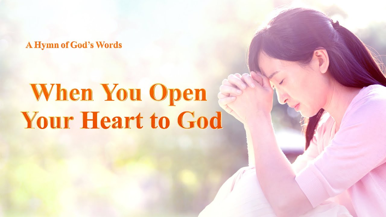 open your heart to god