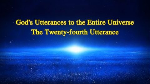 The Twenty-fourth Utterance