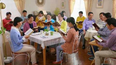 "Why does the ""Eastern Lightning"" spread so fast and unstoppably despite being guarded against by all people?"
