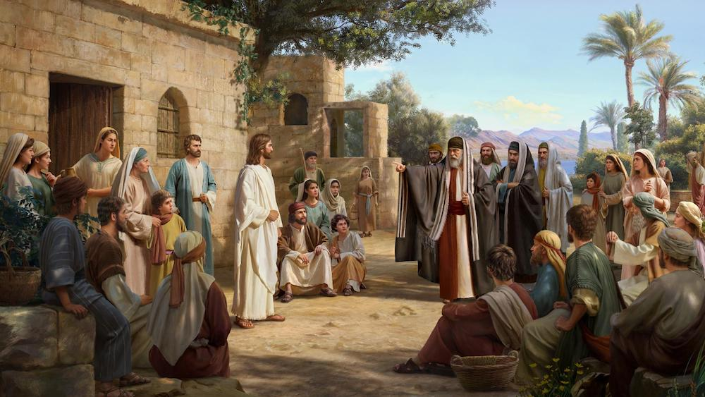 Beware of the Leaven of the Pharisees and of the Sadducees