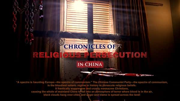 Religious Persecution in China