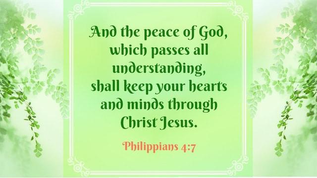 30 best bible verses about peace