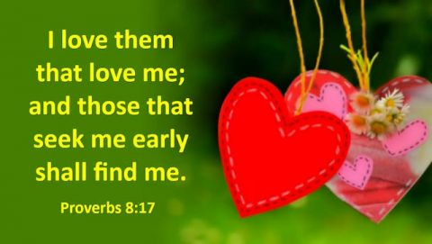 14 Encouraging Bible Verses About God's Love