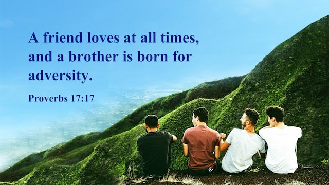 13 Top Bible Verses About Friendship U2013 Bible Verses
