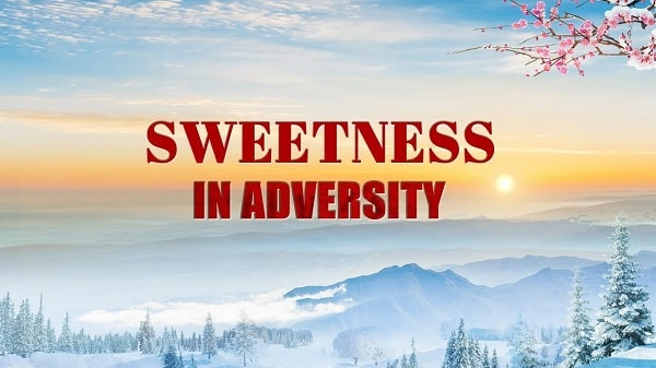 Sweetness in Adversity