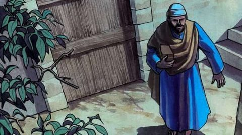 Judas Betray Jesus