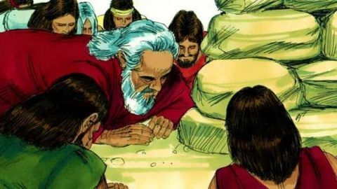 Noah's Sons - Bible Stories - Genesis 9