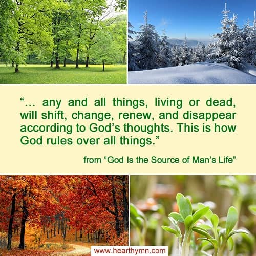 "Truth Quotes – A Selected Passage From ""God Is the Source of Man's Life"""