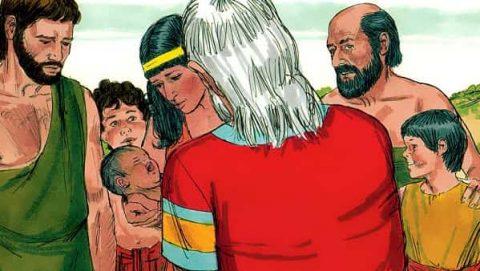 Sarah, Hagar and Ishmael