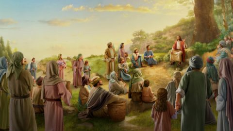 5 Famous Jesus' Teachings