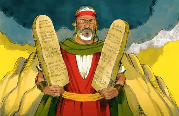 Moses old Testament