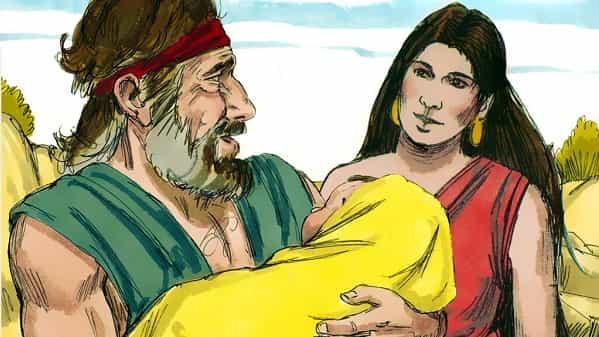story of Jacob