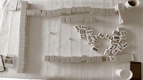 God Helps Me to Break Through the Stranglehold of Mahjong