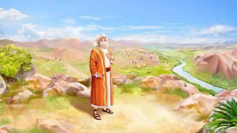 Abram Named Abraham