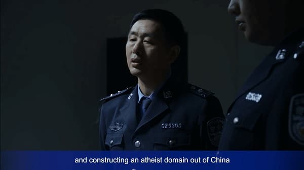 the persecution in China