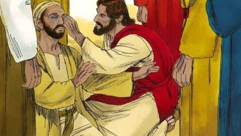 Something You Don't Know About Jesus Healing a Man Born Blind