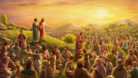 The Miracle of the Lord Jesus Feeding 5,000 People: What Is His Will?