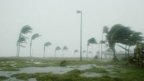 Witness God's Wondrous Deeds in Category 14 Typhoon