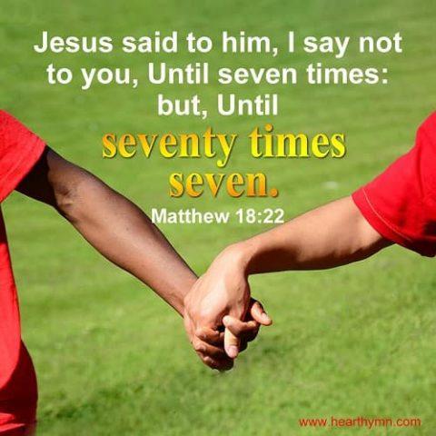 matthew18:22