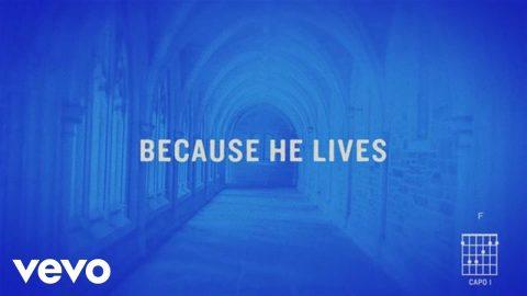 Matt Maher - Because He Lives (Amen) [Official Lyric Video]