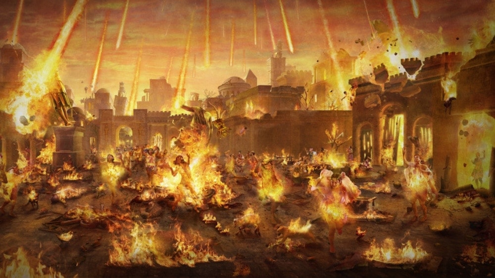 The Warning of Sodom