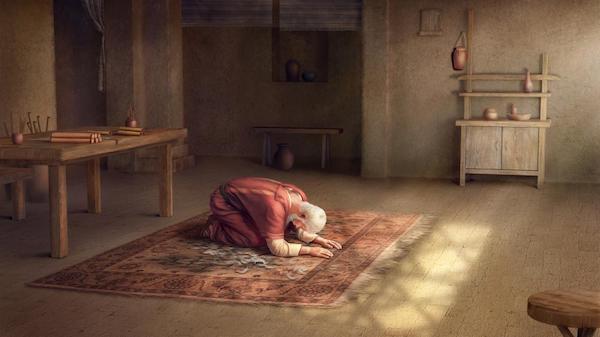 Job's faith - Job's faithfulness to god