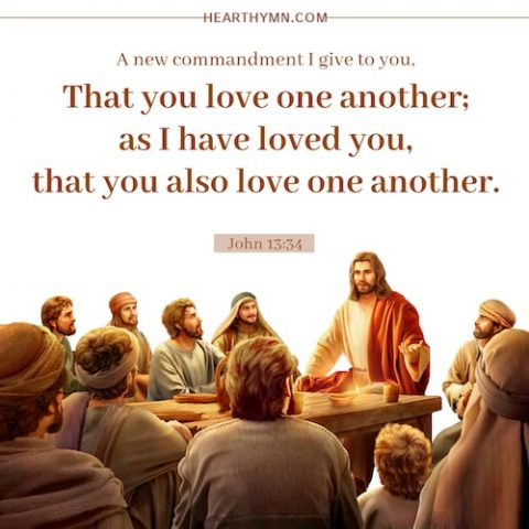 John 13 love one another