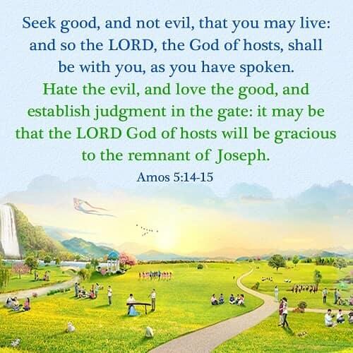 Amos 5:14-15