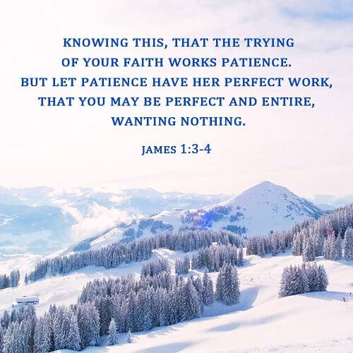 James 1:3–4