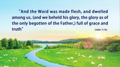 John 1:14 – Who Is Jesus Christ