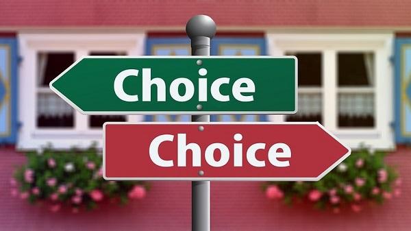 choice select decide