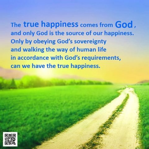 have true happiness