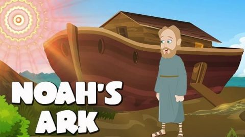 Noah's Ark Bible Story For Kids