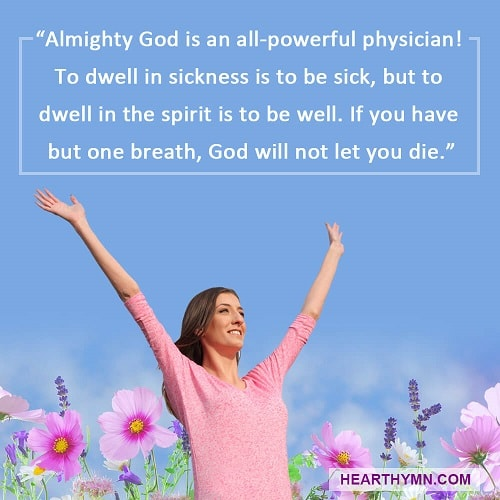 God Is an All-powerful Physician