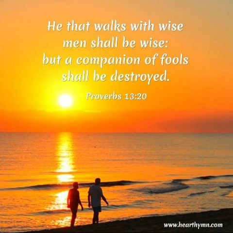 Proverbs 13:20,Bible Quotes