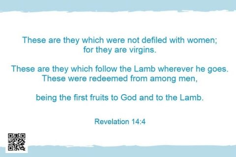 Revelation 14:4 – Follow the Lamb