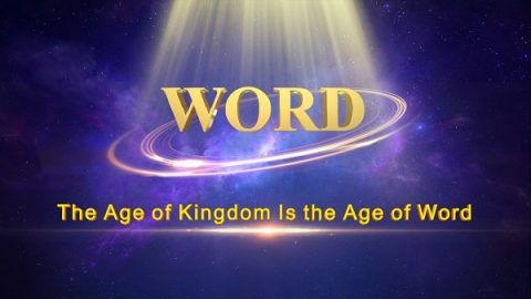 The Age of Kingdom Is the Age of Word