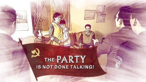 The Party Is Not Done Talking!