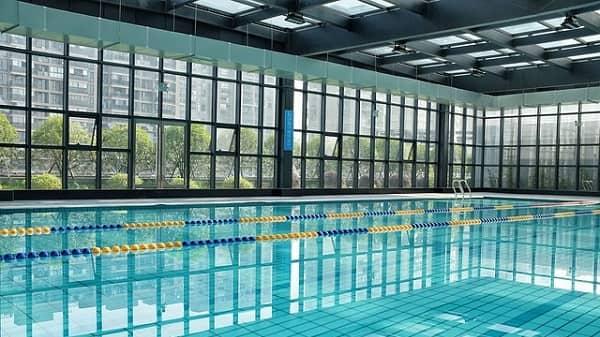 God's Salvation—Swimming Pool Adventure