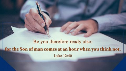 Luke 12:40,verse about the Son of man